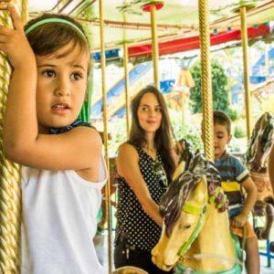 Carrusel Cafeteritos Parque del Café