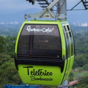 Teleférico Bambusario