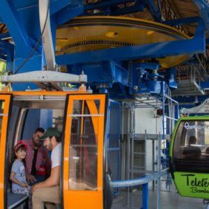 Teleférico Bambusario Parque del Café